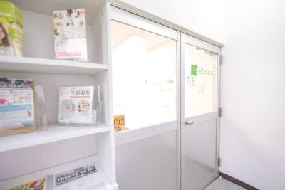 2階エントランス - 多目的レンタル空間 Aspace 2階スタジオ[撮影プラン]の入口の写真