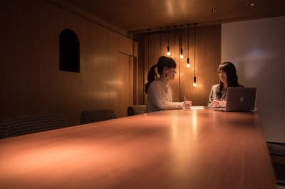 アッチコッカ 【名古屋】セミナースペースの室内の写真