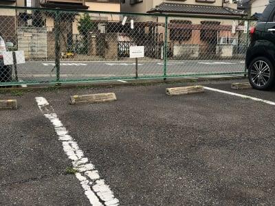 駐車場有(2台)譲りあってご利用ください。 - ONVO STUDIO INA レンタルスタジオの室内の写真
