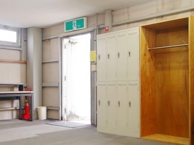 3F入り口 - ONVO STUDIO INA レンタルスタジオの入口の写真
