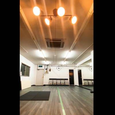 S★studio s.studioレンタルスタジオの室内の写真