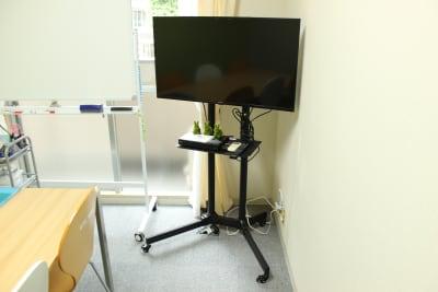 貸会議室クレオ芝大門 直前予約可!換気のできる完全個室の設備の写真
