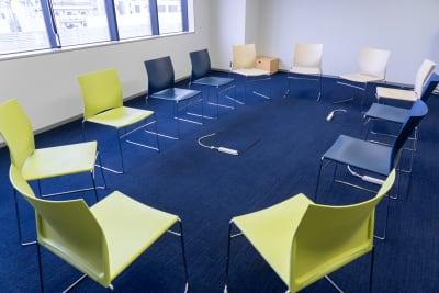 テーブルなしパターン - 南麻布 会議室 レンタルスペース 南麻布 会議室の室内の写真