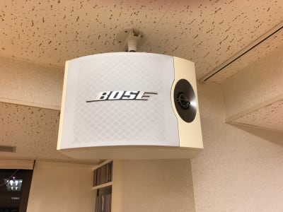 ミズグチダンススクール レンタルホールの設備の写真