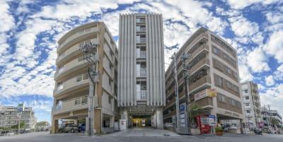 ホテルストーク那覇新都心の外観の写真