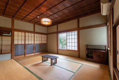2階の和室です - 逗子古民家 湘南Sea-Sonsの室内の写真