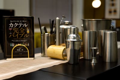 103_fika銀座 キッチンスペースの室内の写真