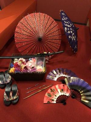 その他備品  - 変身写真館 彩華 桜・紅葉・藤の間のどれか一室の設備の写真