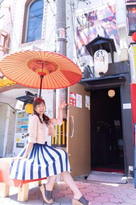 エントランス - 変身写真館 彩華 桜・紅葉・藤の間のどれか一室の入口の写真