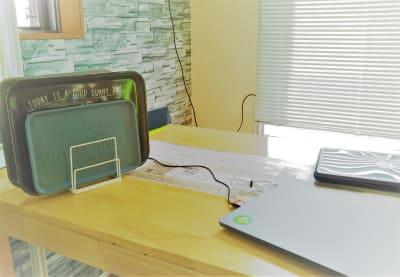 WIFI完備でWeb環境良好 - CraftersField 多目的レンタルスペースの室内の写真
