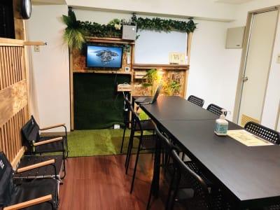 ef(エフ)ガーデン神南Ⅰ 貸し会議室★エフガーデン神南の室内の写真