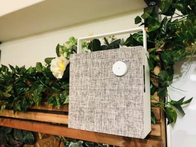 Bluetoothスピーカー - ef(エフ)ガーデン神南Ⅰ 貸し会議室★エフガーデン神南の室内の写真