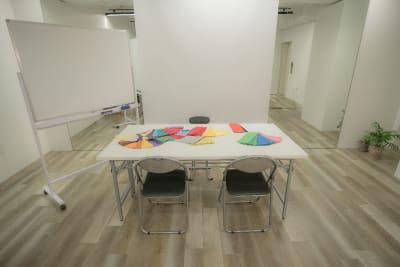 116_スタジオクオリタス渋谷 レンタルスタジオ・稽古場の室内の写真
