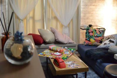117_Siesta大阪心斎橋 キッチンスペースの室内の写真