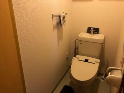 共用のトイレです - シティーコート目黒 サロンスペース 2*511のその他の写真