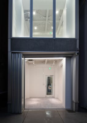 PVB HARAJUKU 1棟貸し切りビルの入口の写真