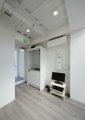 PVB HARAJUKU 1棟貸し切りビルの室内の写真