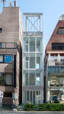 PVB HARAJUKU 1棟貸し切りビルの外観の写真