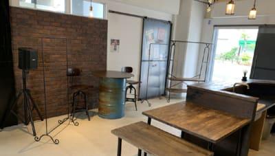 KOUKAスタジオ 撮影・イベント・物販などの室内の写真