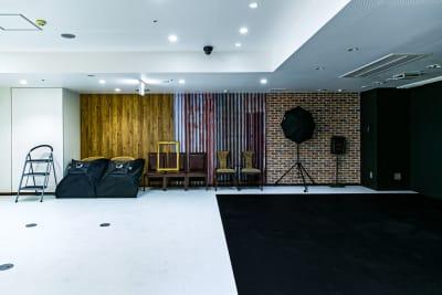 白・黒・パターンの様々なシーンで撮影可能 (スタジオA) - フォトスタジオ マッシュアップ レンタルスペース 撮影・スタジオの室内の写真