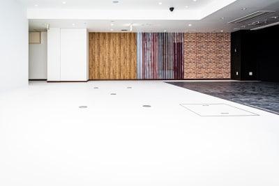 パターン壁 (スタジオA) - フォトスタジオ マッシュアップ レンタルスペース 撮影・スタジオの室内の写真