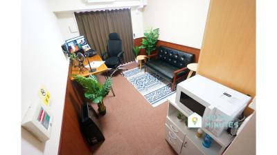 【ひふみミニマルオフィス】 ひふみミニマルオフィス602の室内の写真