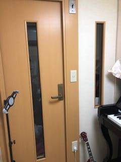 防音になります。 - MCジョイアス菅生店 【値引き中】早朝深夜可pianoの室内の写真