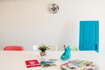 スペイン アンダルシア地方をモチーフにしたお部屋です。 - 高田馬場スペース アンダルシア会議室の室内の写真