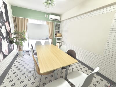 トレーズ@名駅 レンタルサロン、レンタルスペースの室内の写真