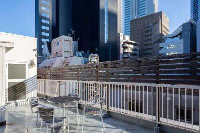 屋上 - ベースポイント 会議室1のその他の写真