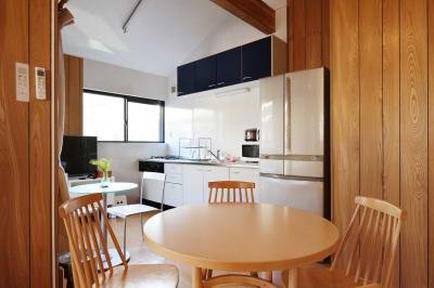 ダイニング - 天下茶屋レジデンスイースト 貸切1戸建の室内の写真
