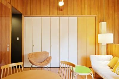 リビングエリア2 - 天下茶屋レジデンスイースト 貸切1戸建の室内の写真