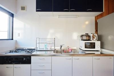 キッチン1 - 天下茶屋レジデンスイースト 貸切1戸建の室内の写真