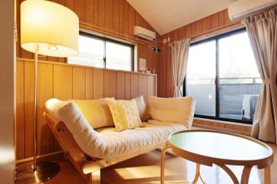 リビングエリア3 - 天下茶屋レジデンスイースト 貸切1戸建の室内の写真