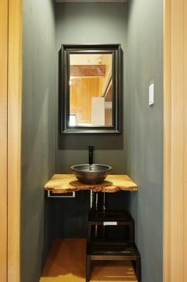 洗面 - 天下茶屋レジデンスイースト 貸切1戸建の設備の写真