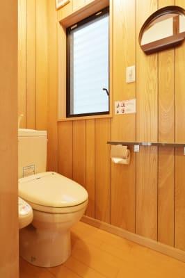 トイレ - 天下茶屋レジデンスイースト 貸切1戸建の設備の写真