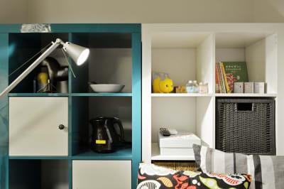 棚 - 撮影や女子会にキッチン付き戸建 西中島コンフォートハウスの室内の写真