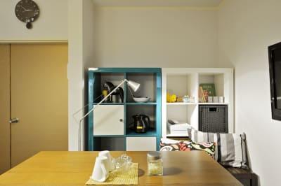 リビングエリア5 - 撮影や女子会にキッチン付き戸建 西中島コンフォートハウスの室内の写真