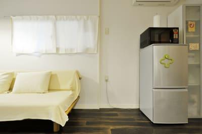 リビングエリア3 - 撮影や女子会にキッチン付き戸建 西中島コンフォートハウスの室内の写真