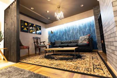ハピスペVilla歌舞伎町 パーティールーム&スタジオの室内の写真