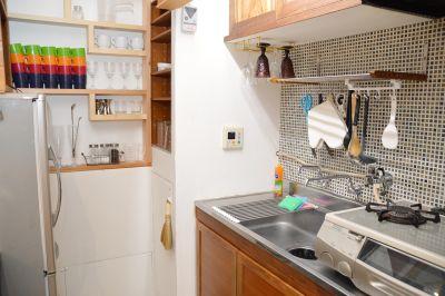 田園調布ツチノコスペース 撮影・レッスン・キッチン完備!の室内の写真