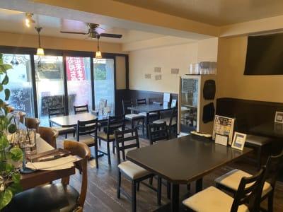 レンタルスペース「nagi」の室内の写真