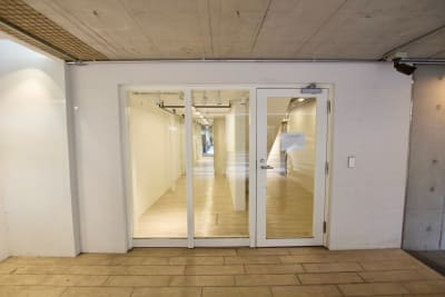 入口 - レンタルスペースマナマナの入口の写真