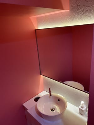 洗面所は独立洗面所となっており広く使いやすくなってます。 - 鍼灸サロン PROMENADE  PROMENADE のその他の写真