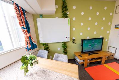 Green◇リビングオフィス レンタルオフィスの室内の写真