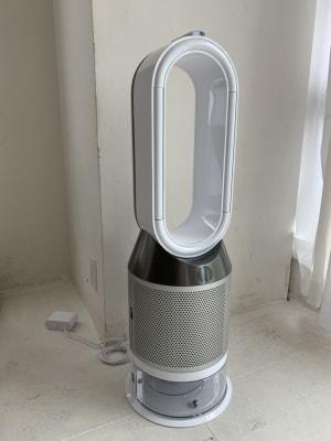 ダイソン空気清浄機設置 扇風機、加湿機能あり - SESSIONS  003 SESSIONSギャラリーの室内の写真
