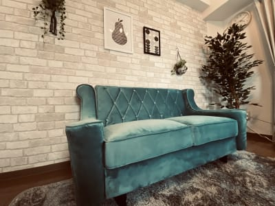 デートにもオススメです♡ - SMILE+ViVi梅田 レンタルスペース、パーティルームの室内の写真