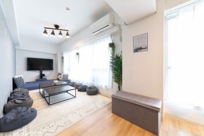 126_MOLE東新宿 キッチンスペースの室内の写真