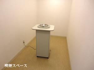 喫煙は3階の専用ブースをご利用下さい。 - ホテルウィング新宿 テレワーク用客室 505号室のその他の写真