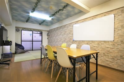 ハルイロの部屋 長堀橋 多目的レンタルスペースの室内の写真